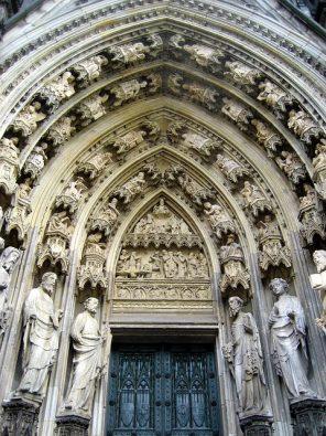catedral de colonia imagenes fachada