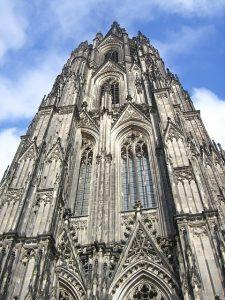 catedral de colonia imagenes nave principal