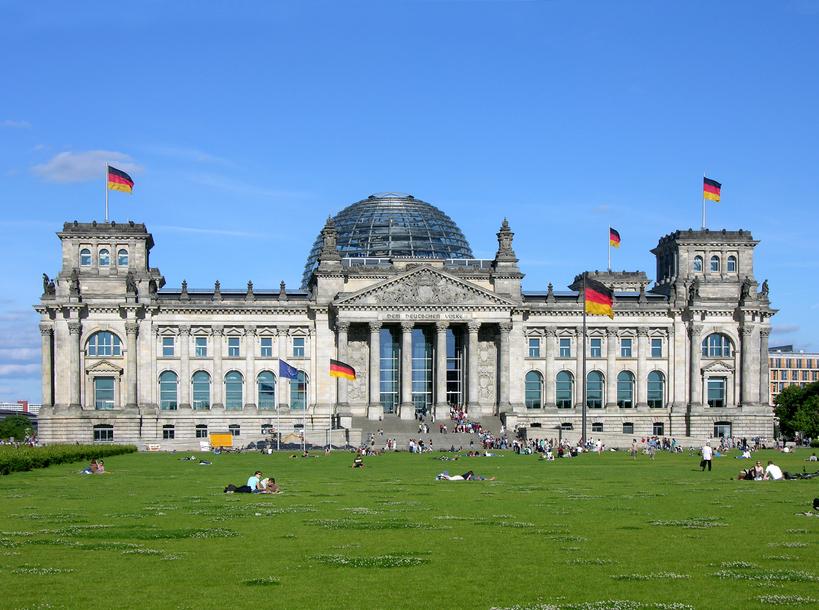 Imagenes del Reichstag 1
