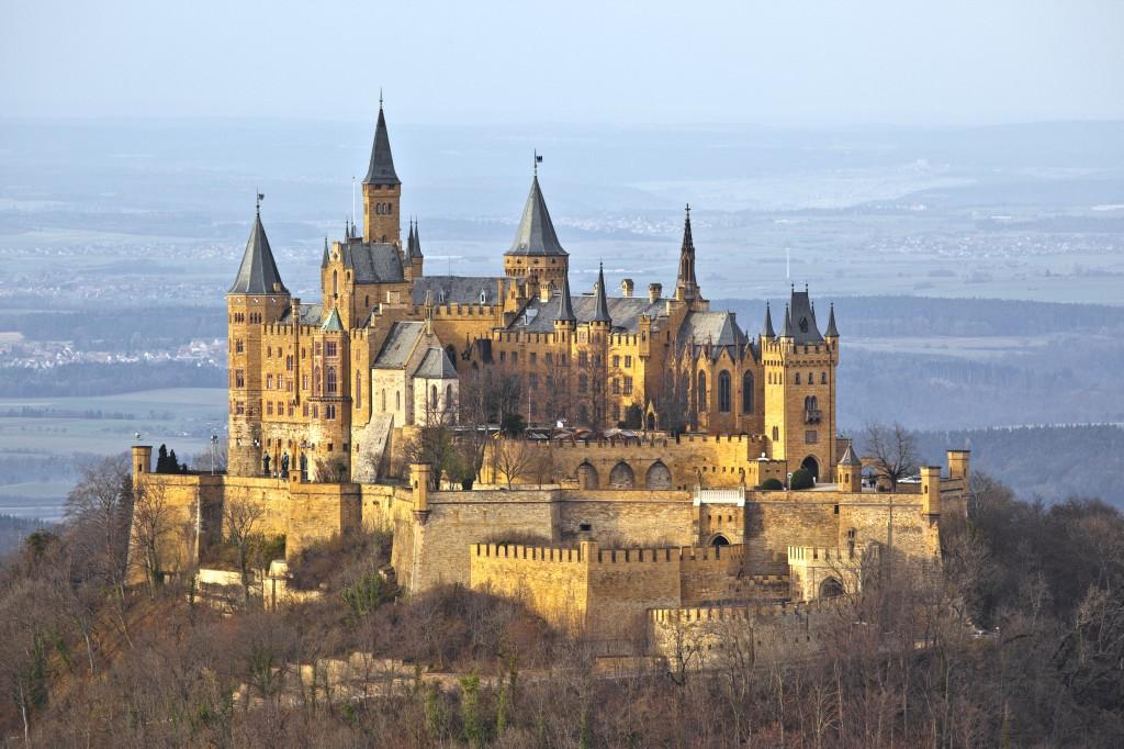 Imagen Castillo Hohenzollern Alemania