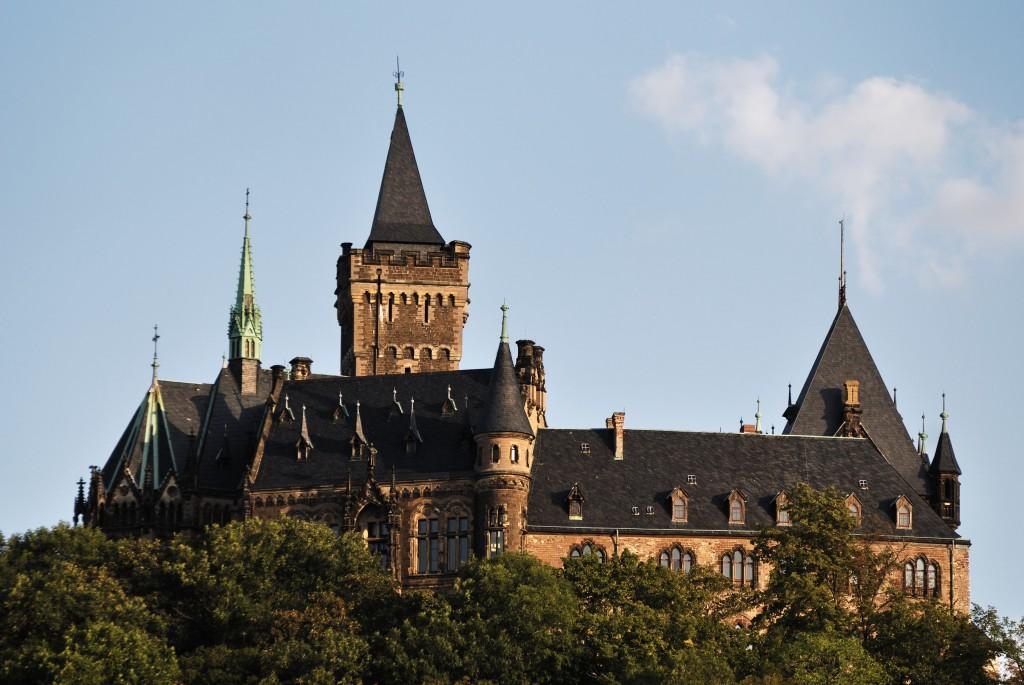 Imagen Castillo Wernigerode Alemania