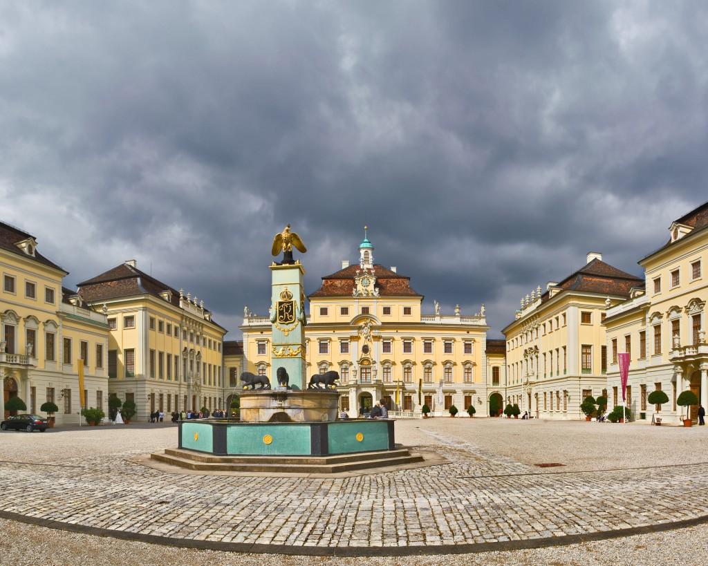 Imagen Palacio Residencial de Ludwigsburg Alemania