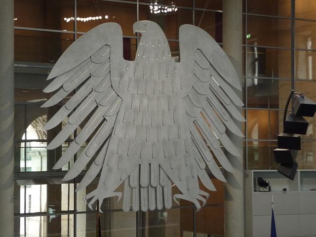 imagen escudo de alemania, bundesadler