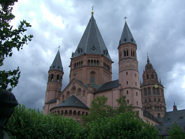 guia turistica de mainz - foto catedral