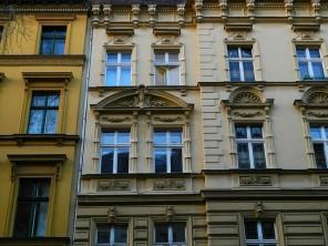 apartamentos en berlin fachada