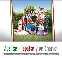 imagen grupo mexicano floklor alemania