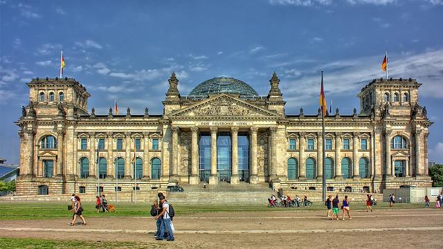 imagen de berlin capital de alemania