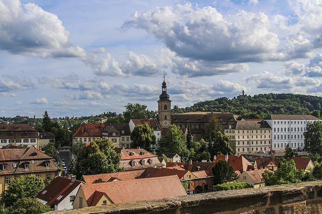 ciudades alemanas casco historico bamberg