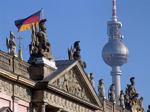 foto de berlin capital alemana