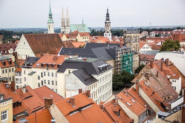 ciudades alemanas casco historico gorlitz