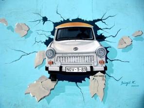 fotos muro de berlin graffiti