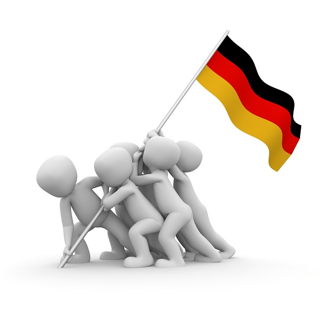 alemania y sus simbolos patrios bandera